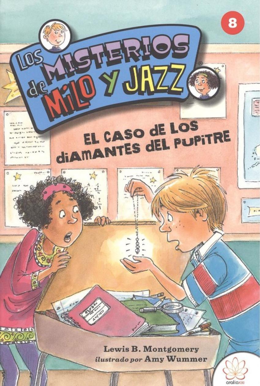EL CASO DE LOS DIAMANTES DE PUPITRE