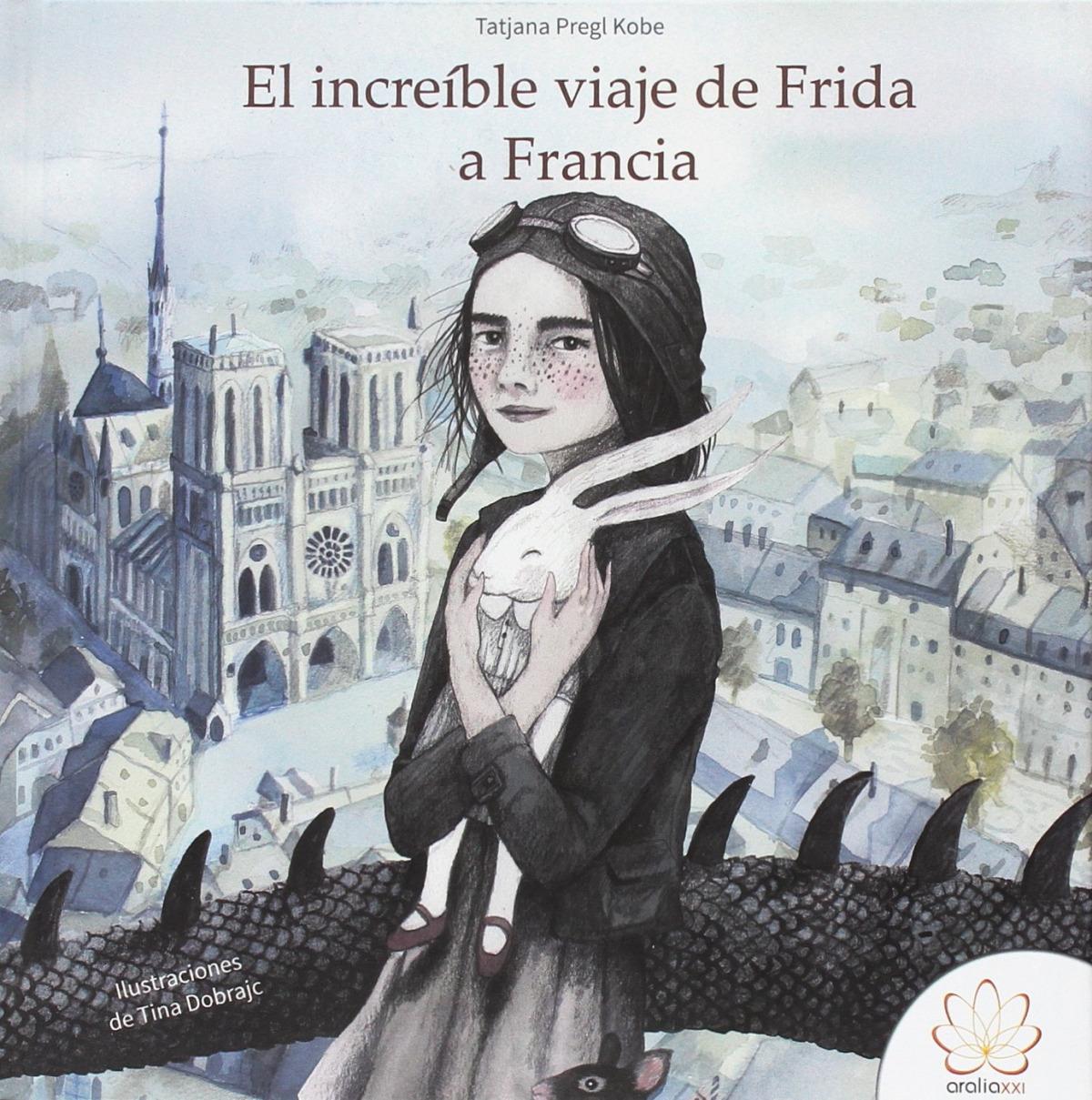 EL INCREIBLE VIAJE DE FRIDA