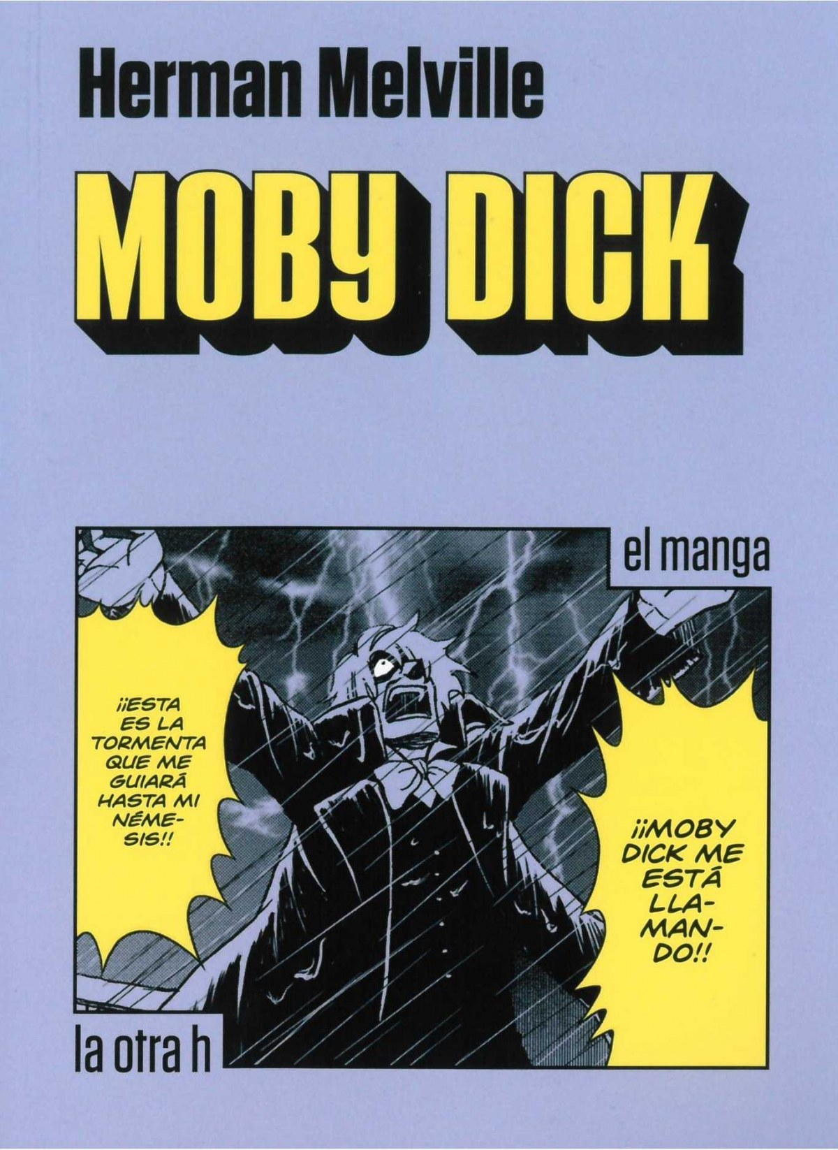 MOBY DICK 9788416540242