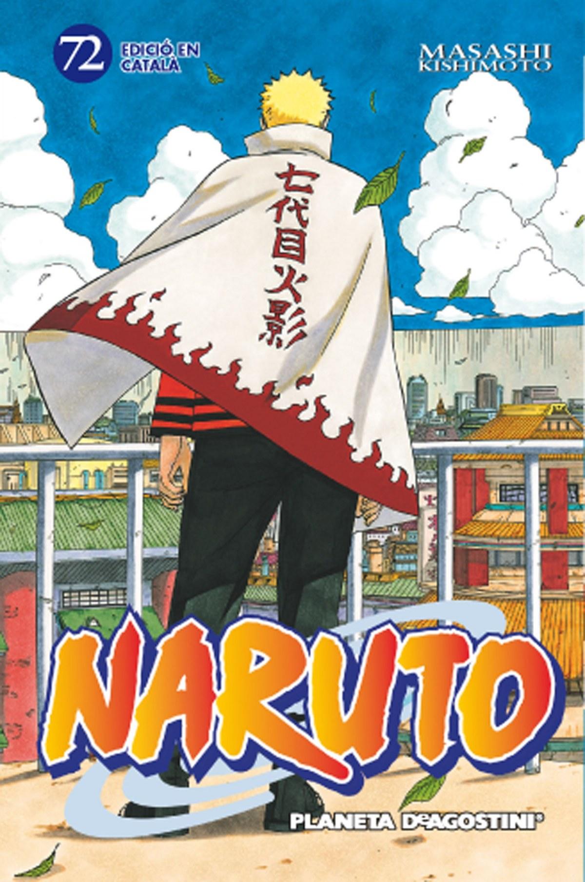 Naruto Català nº 72/72
