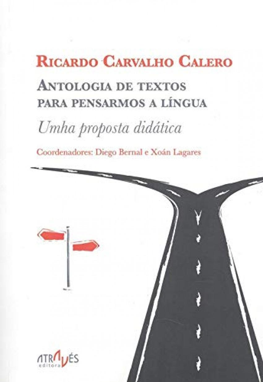 Antologia de textos para pensarmos a língua