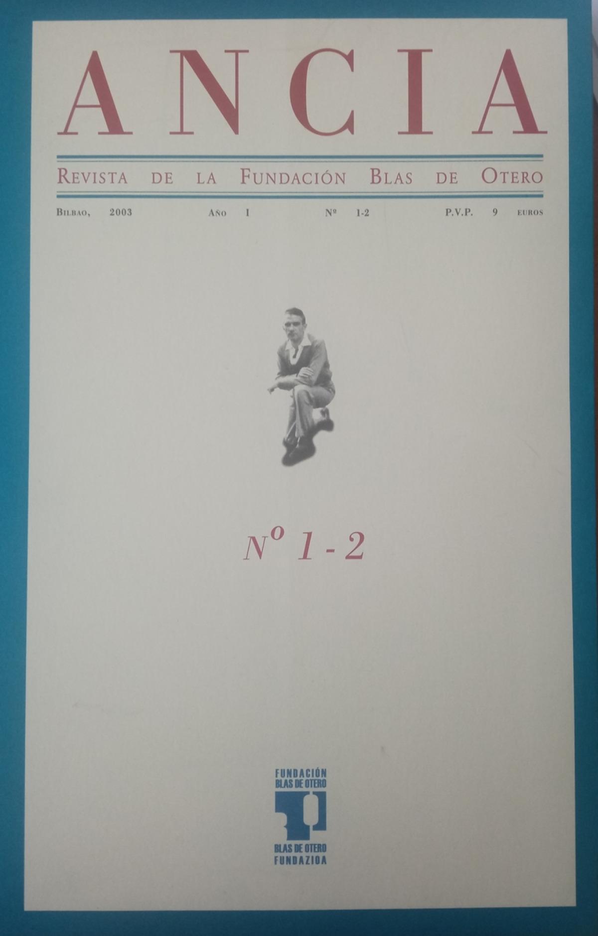 Revista ANCIA números 1 y 2