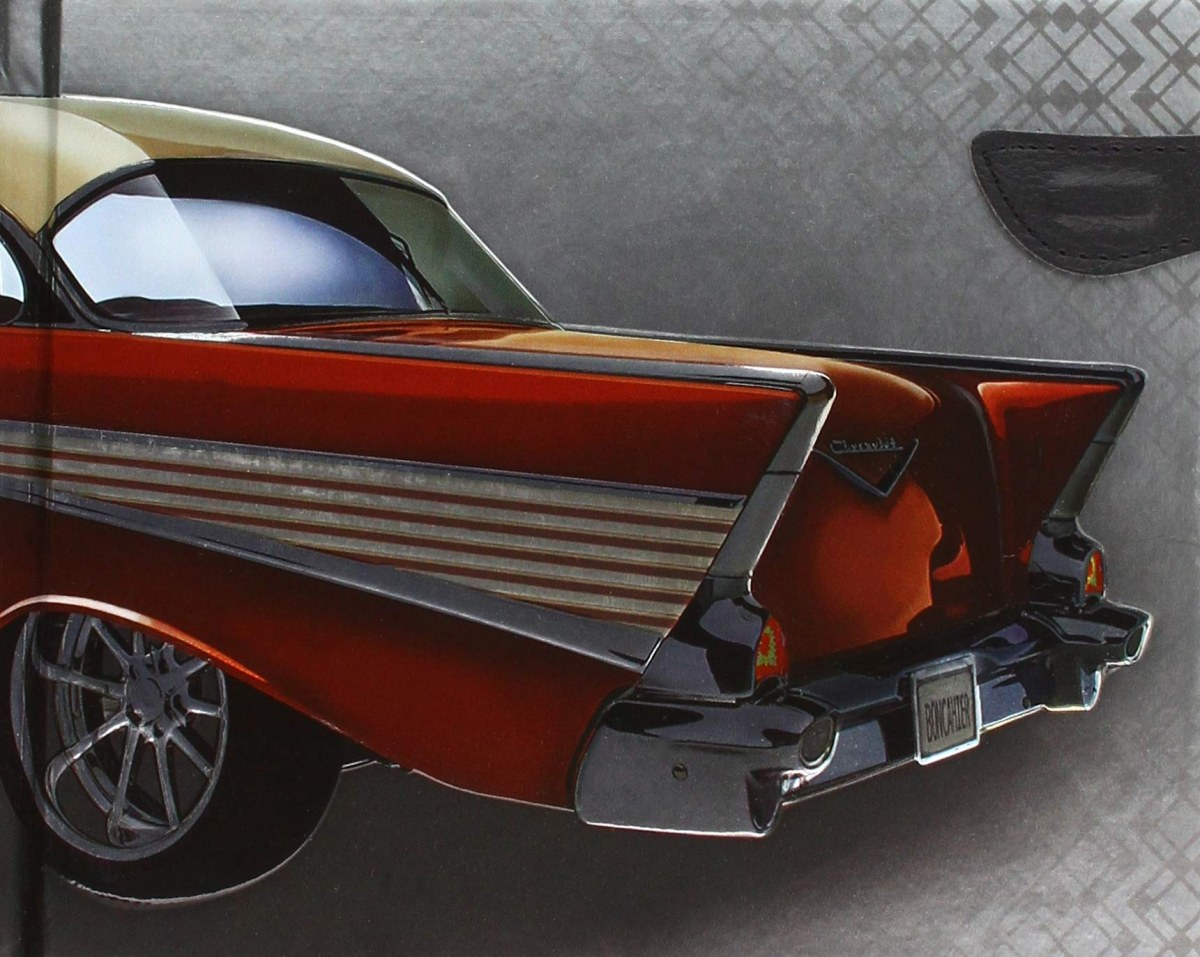 CHEVROLET BEL AIR 9788416586905