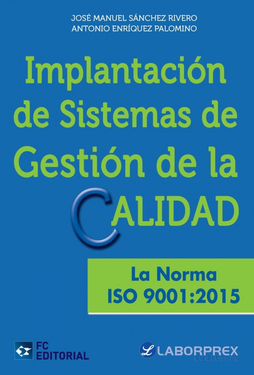 Implantación sistemas gestion calidad