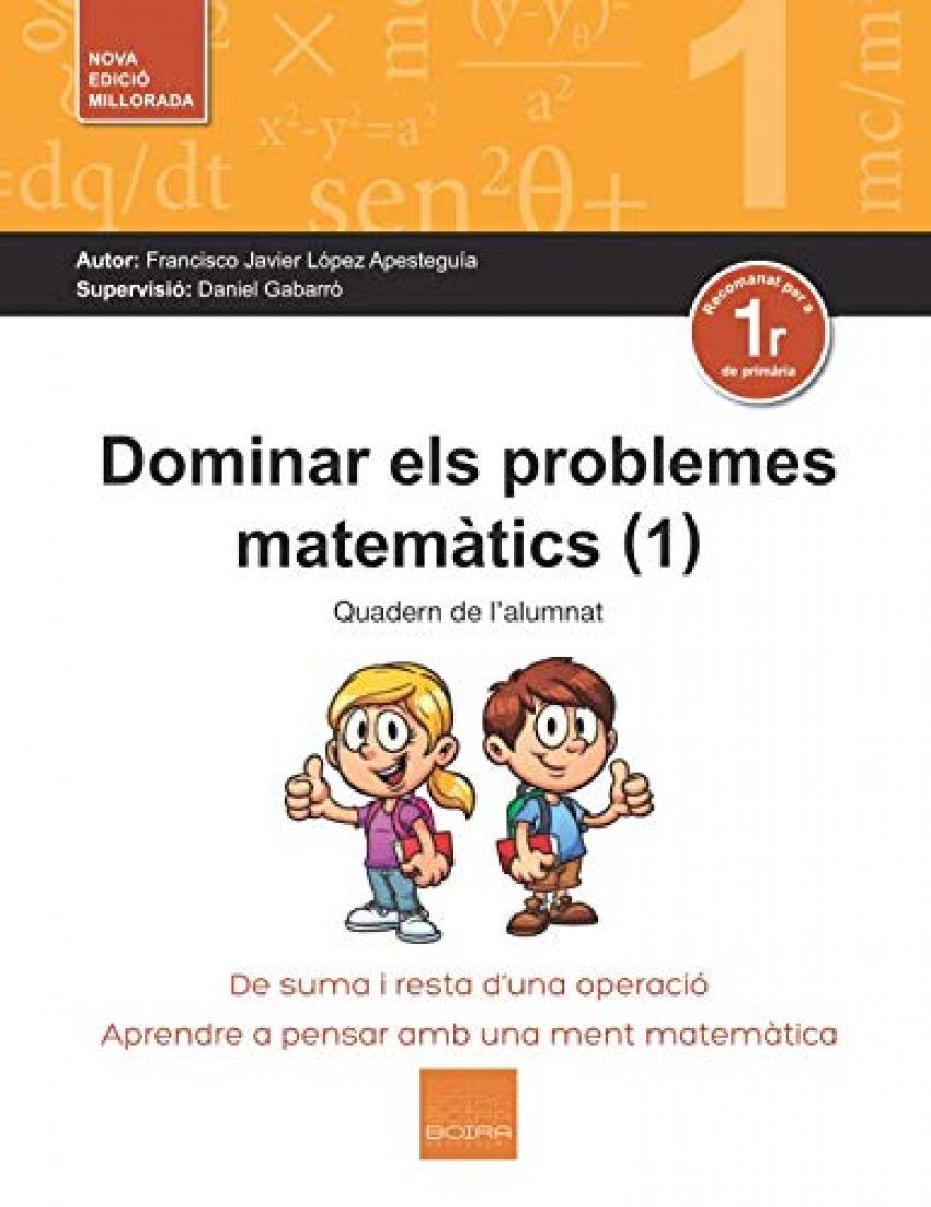 1.DOMINAR ELS PROBLEMES MATEMATICS