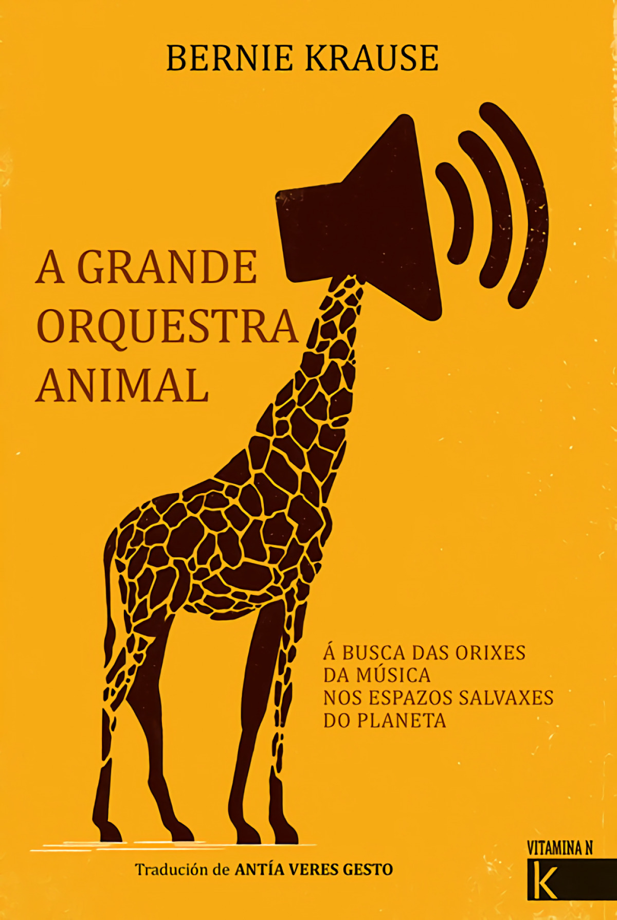 A grande orquestra animal