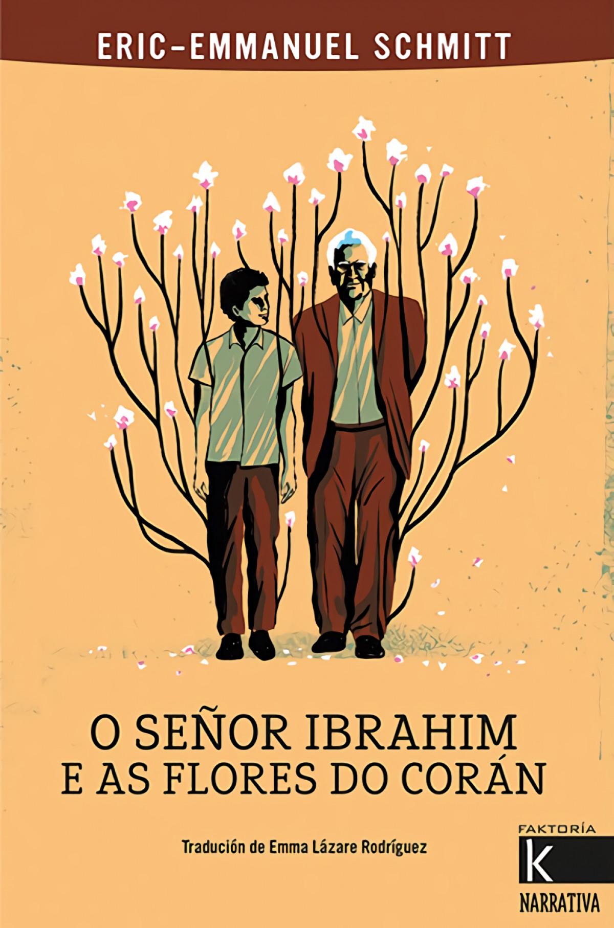 O señor Ibrahim e as flores do Corán