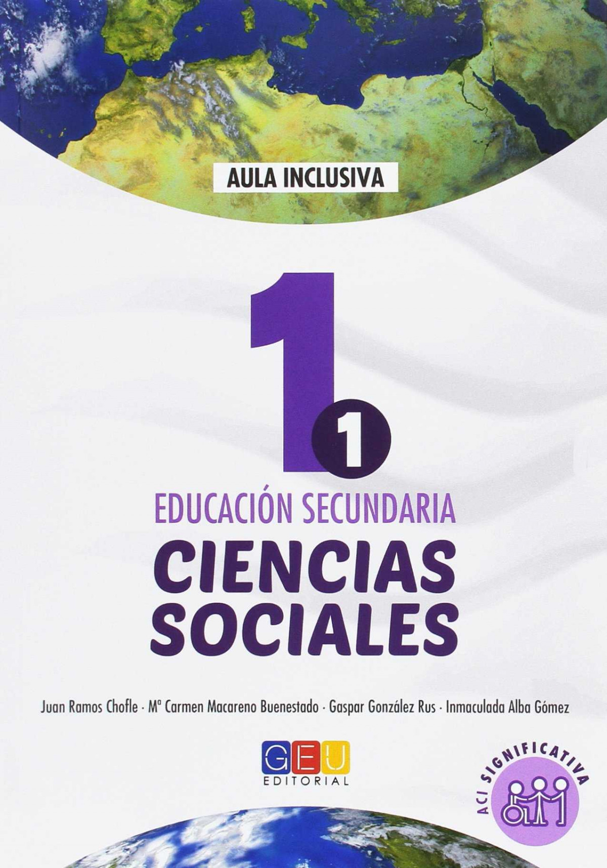 CIENCIAS SOCIALES 1 SECUNDARIA ACI SIGNIFICATIVA
