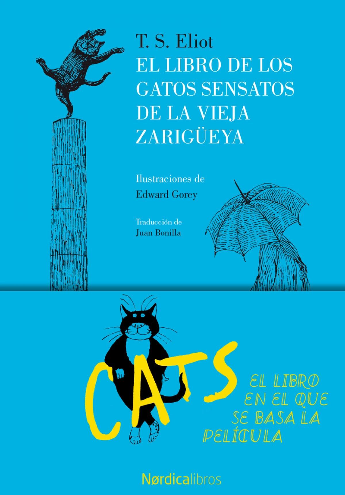 EL LIBRO DE LOS GATOS SENSATOS DE LA VIEJA ZARIGÜELLA