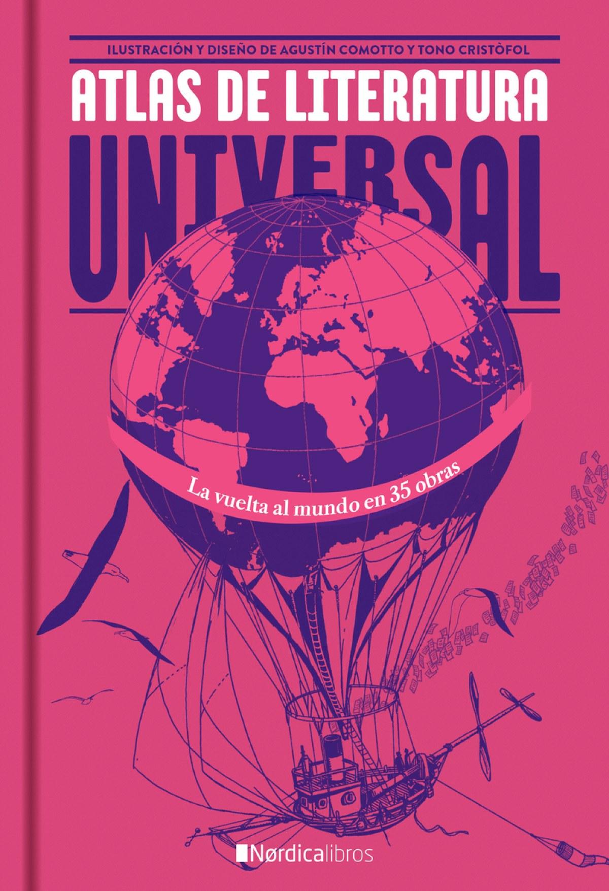 ATLAS DE LA LITERATURA UNIVERSAL