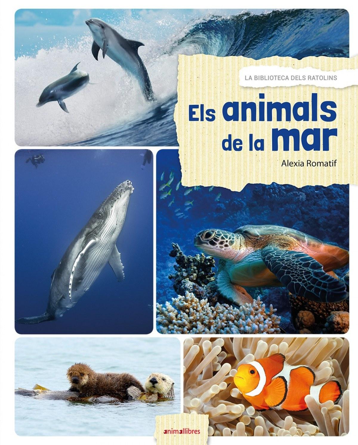 ELS ANIMALS DEL MAR