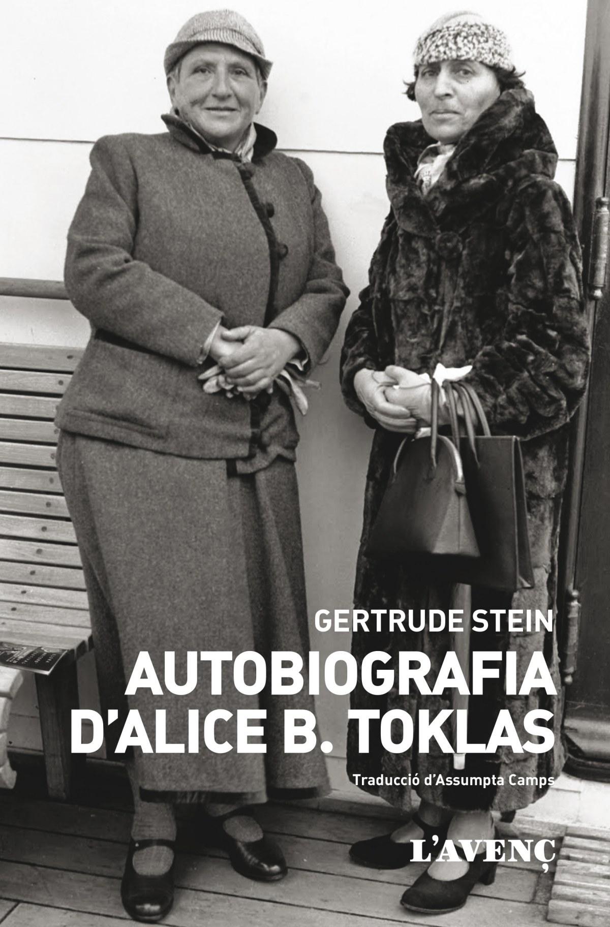 AUTOBIOGRAFÍA D´ALICE B.TOKLAS