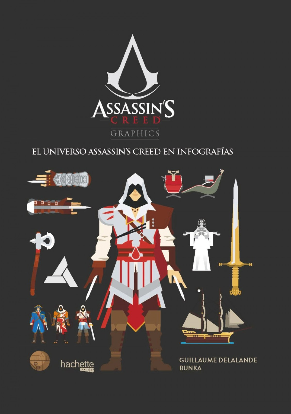 UNIVERSO ASSASIN´S CREED EN INFOGRAFÍAS
