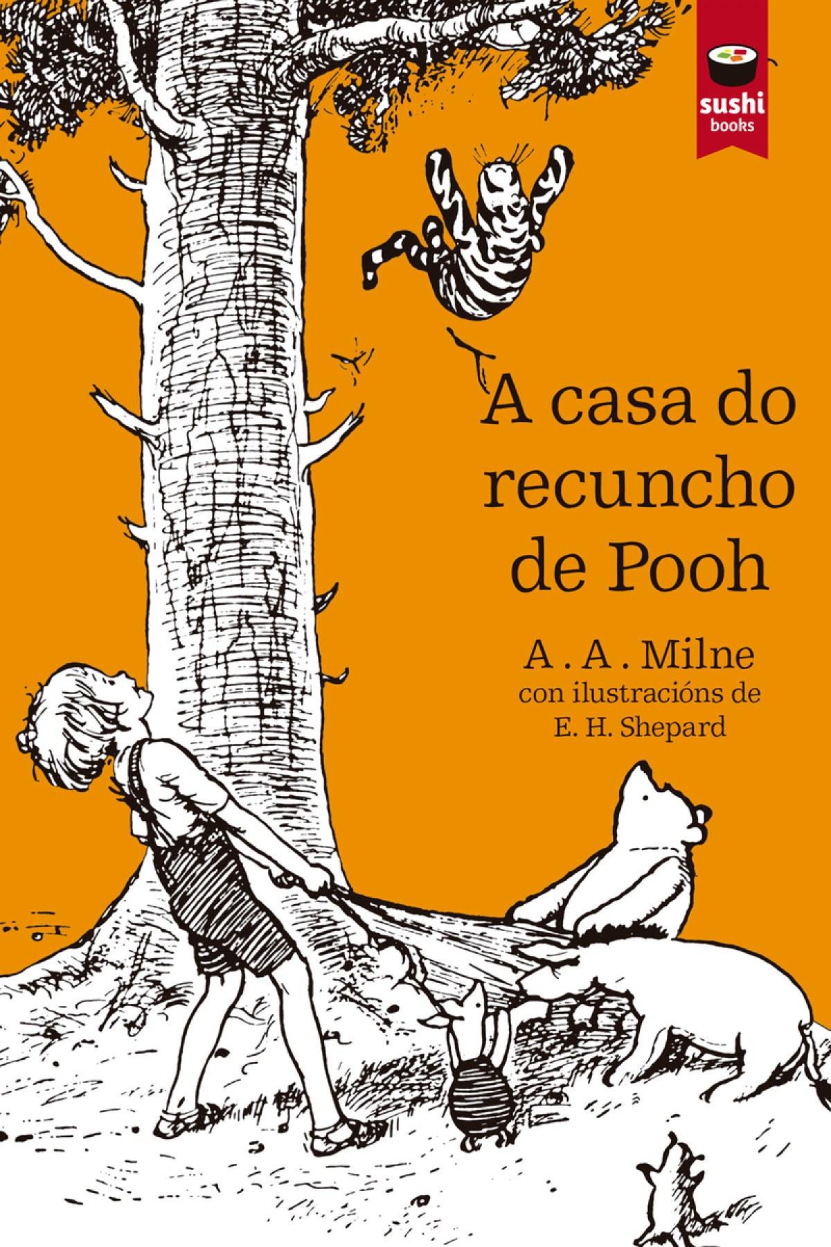 A casa do recuncho de Pooh