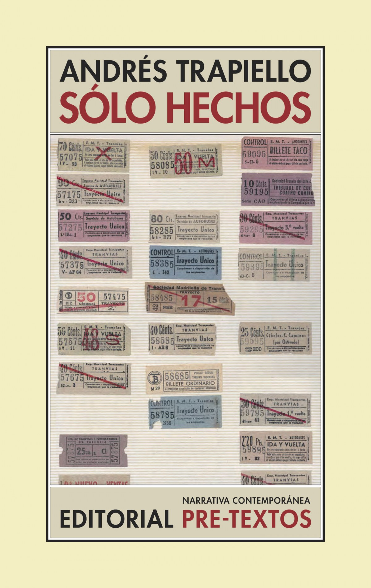 SÓLO HECHOS