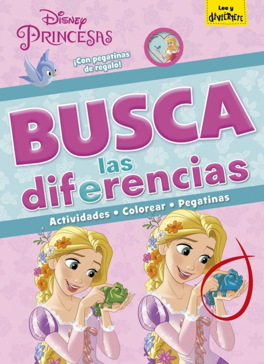 BUSCA LAS DIFERENCIAS