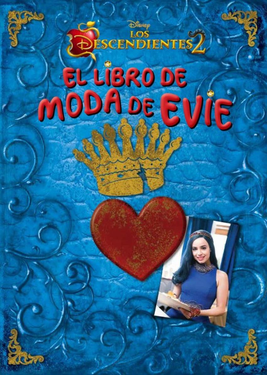 EL LIBRO DE MODA DE EVIE. LOS DESCENDIENTES 2