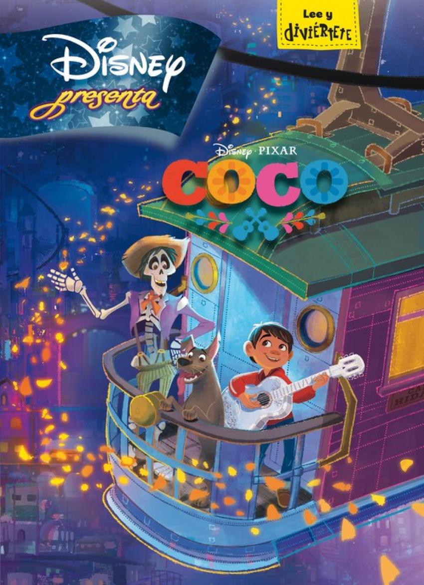 COCO DISNEY PRESENTA