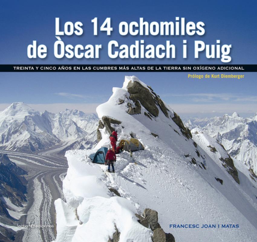 LOS 14 OCHOMILES DE OSCAR CADIACH I PUIG 9788416918256