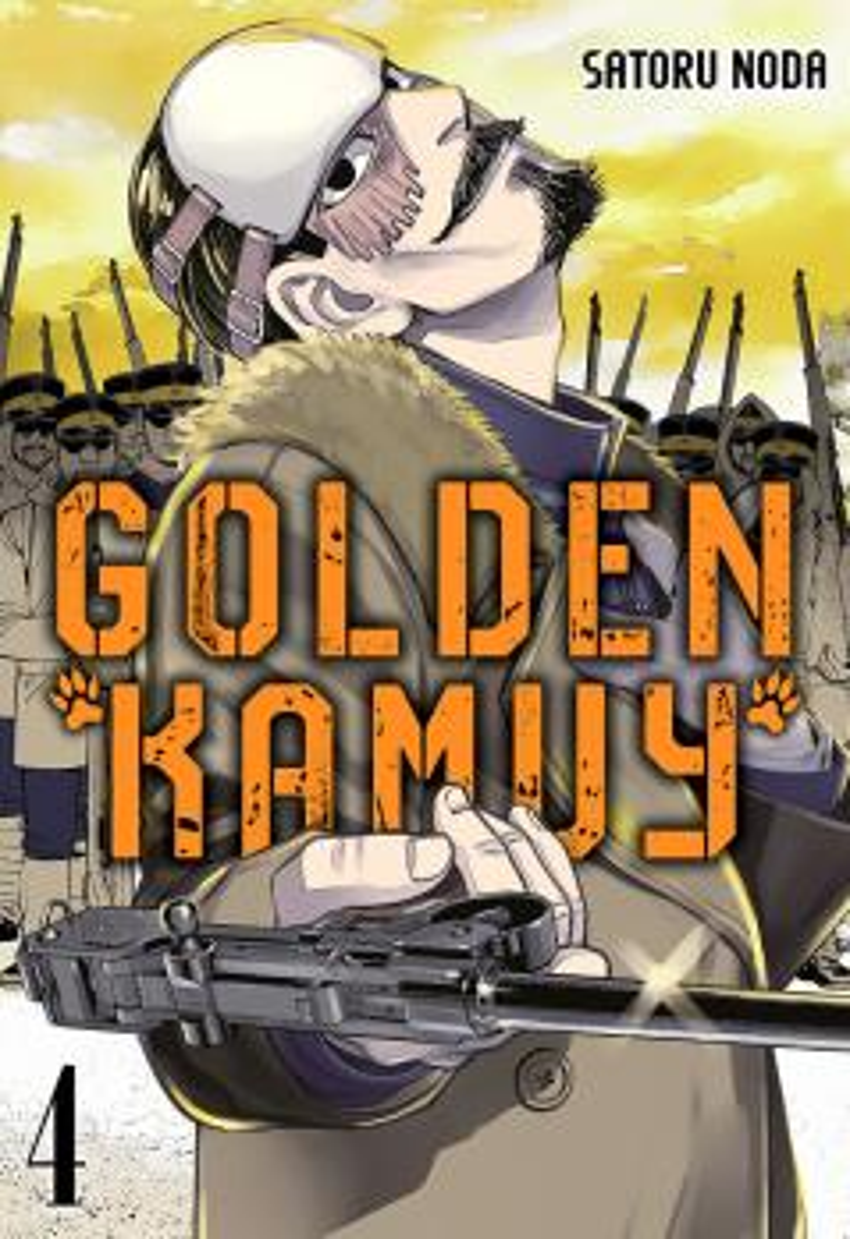 GOLDEN KAMUY 4