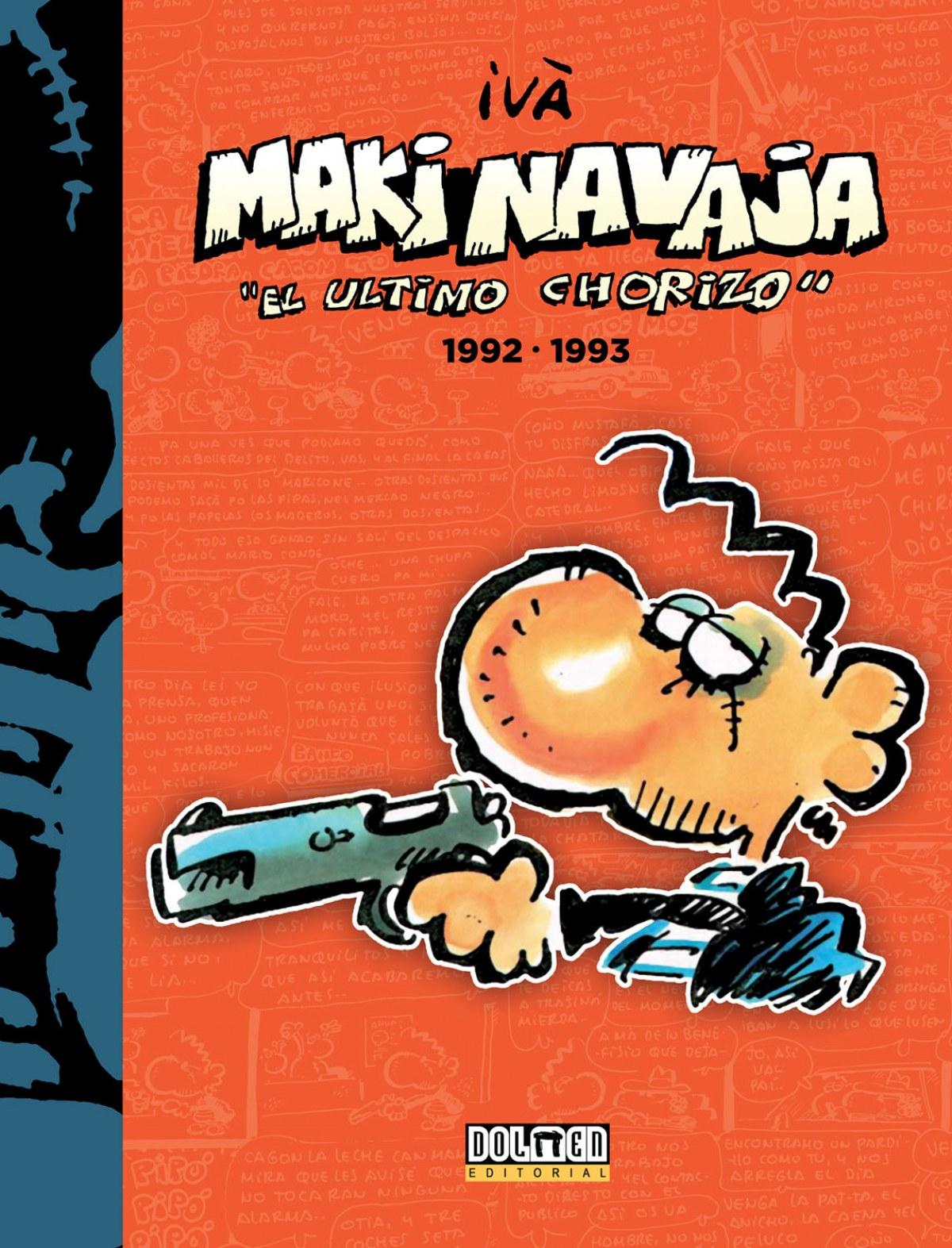MAKINAVAJA 5 1992-1993