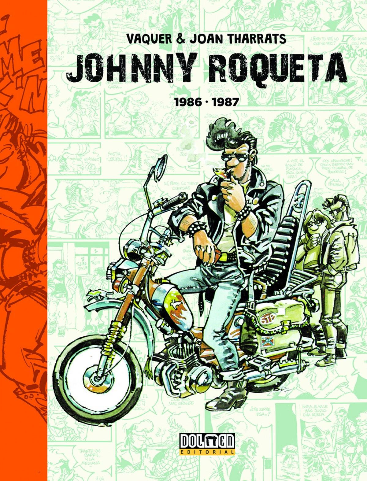 JOHNNY ROQUETA 1986-1987