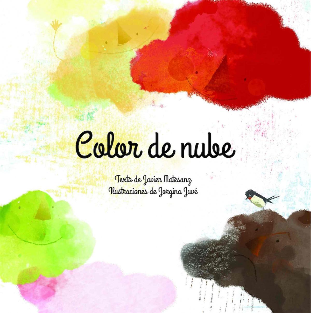 COLOR DE NUBE