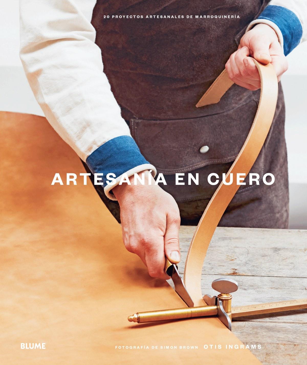 ARTESANIA EN CUERO 9788416965946