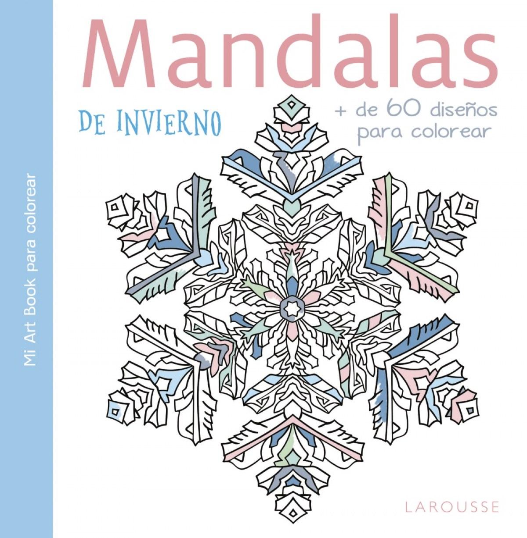 Mandalas De Invierno - Rustica - VV.AA. - Imosver