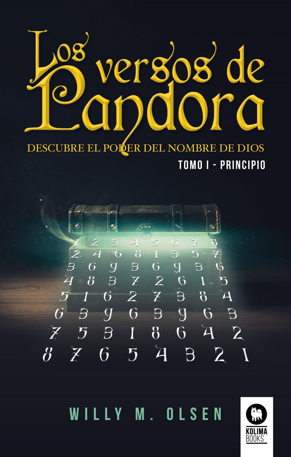 LOS VERSOS DE PANDORA