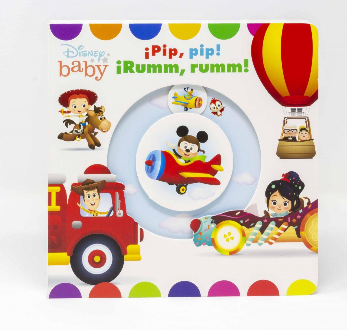 Disney Baby. ¡Pip, pip! ¡Rumm, rumm!