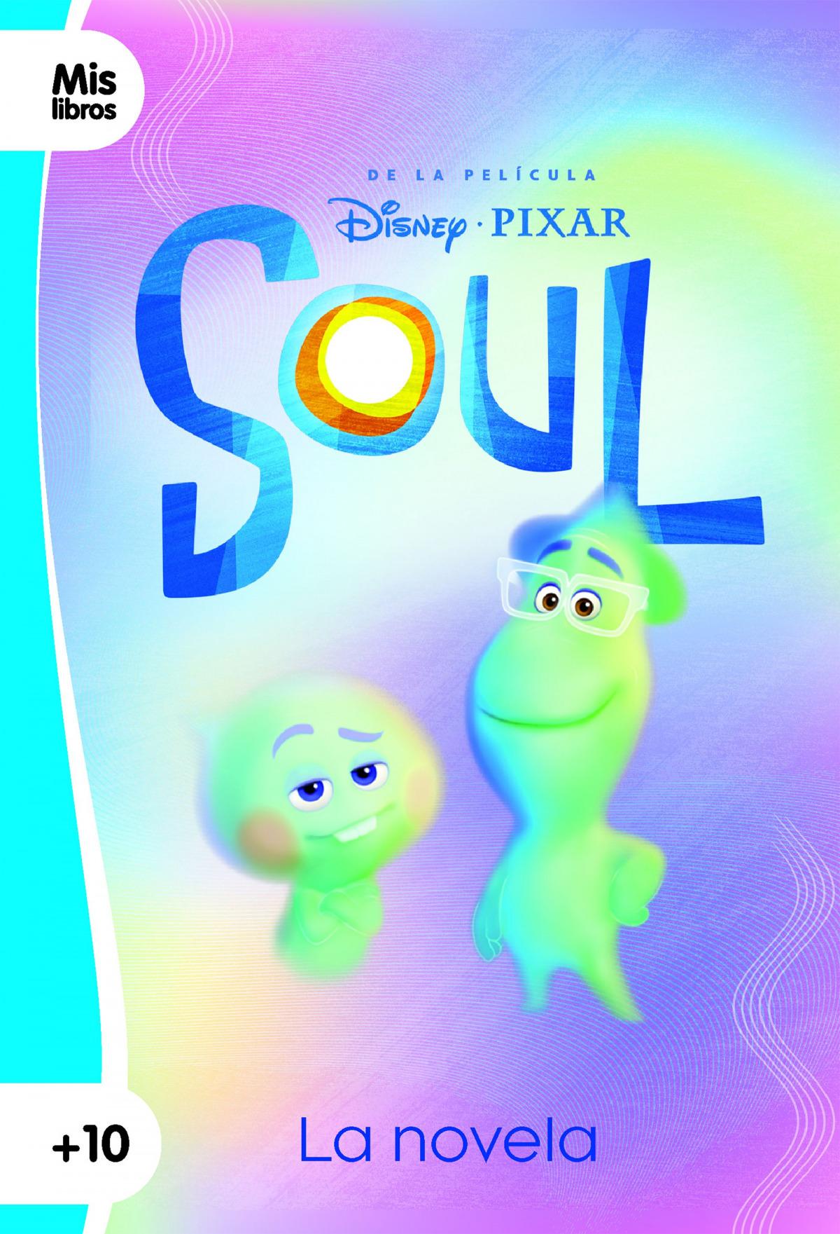 Soul. La novela