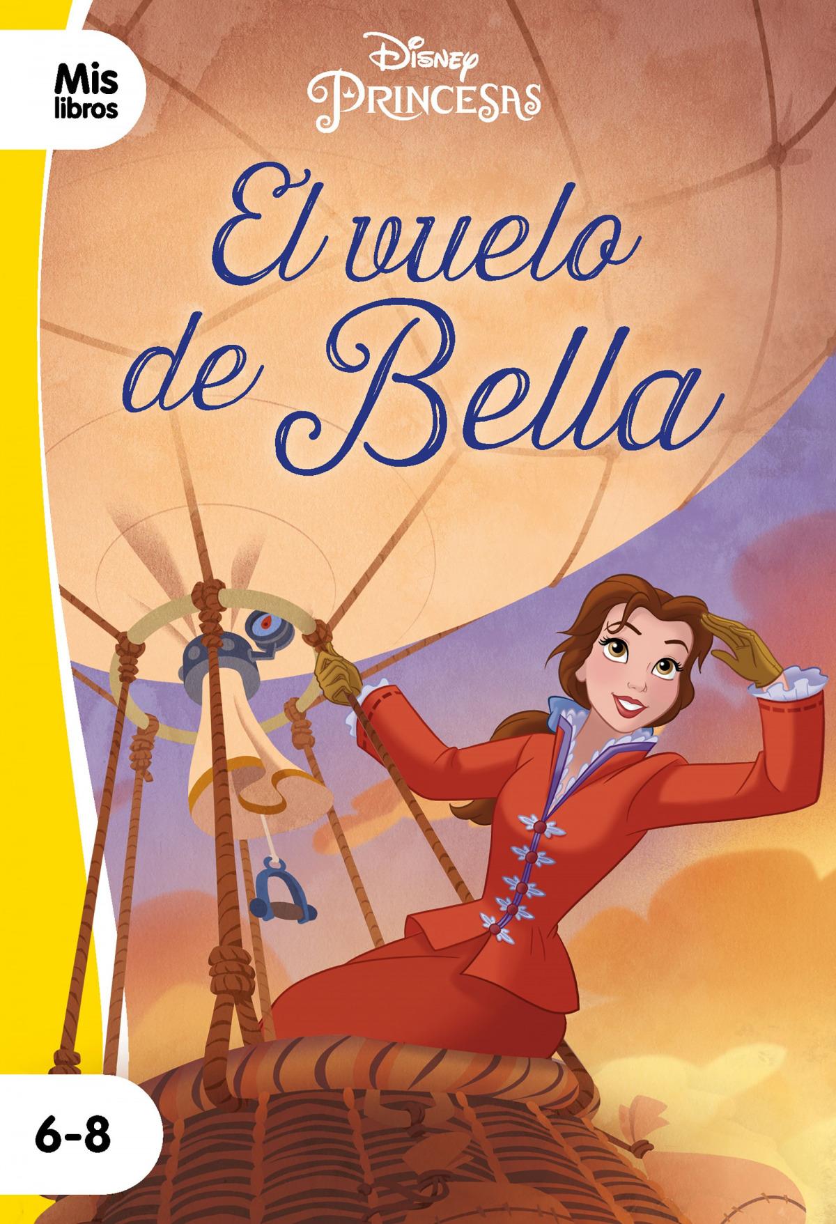 Princesas. El vuelo de Bella