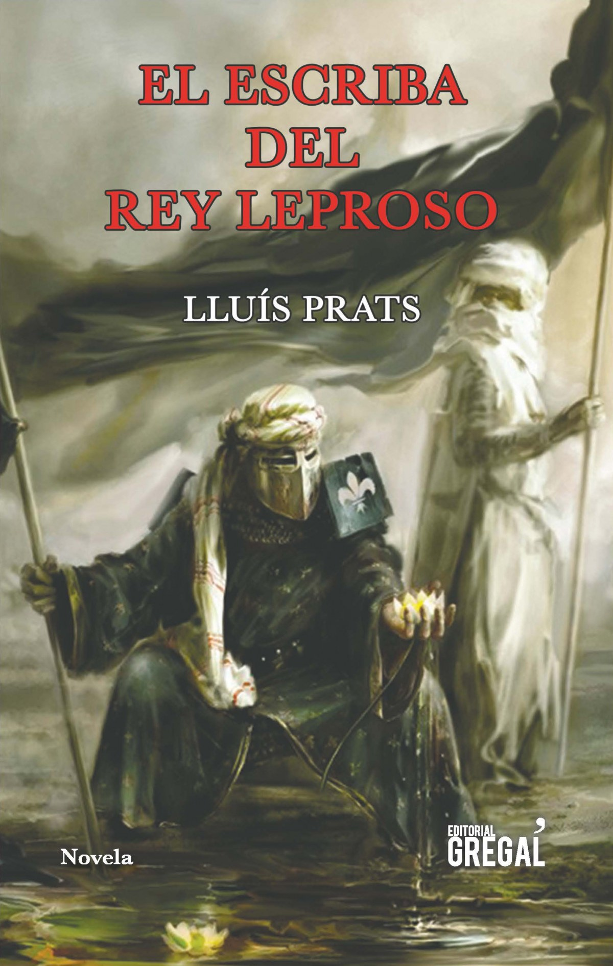 EL ESCRIBA DEL REY LEPROSO