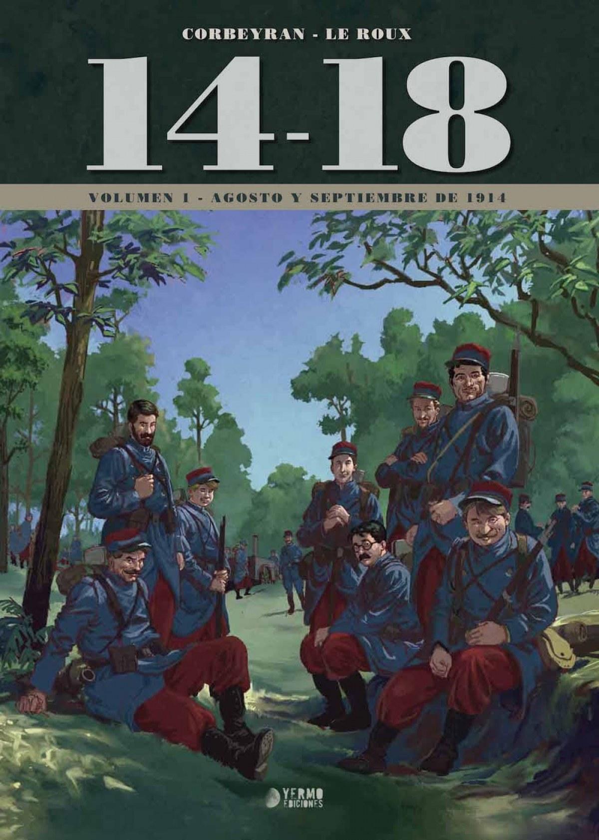 14-18. VOLUMEN 1