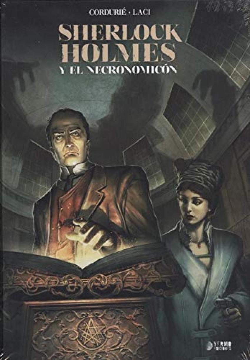 SHERLOCK HOLMES Y EL NECRONOMICÓN (INTEGRAL)