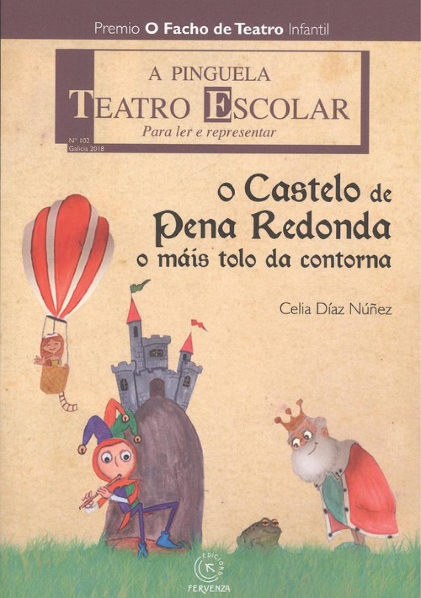 102. O CASTELO DE PENA REDONDA, O MÁIS TOLO DA CONTORNA
