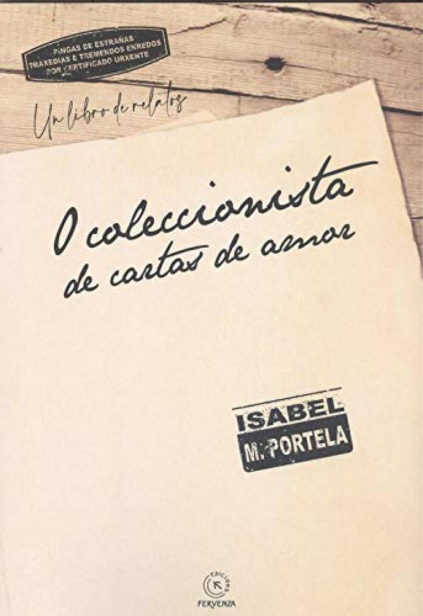 O coleccionista de cartas de amor