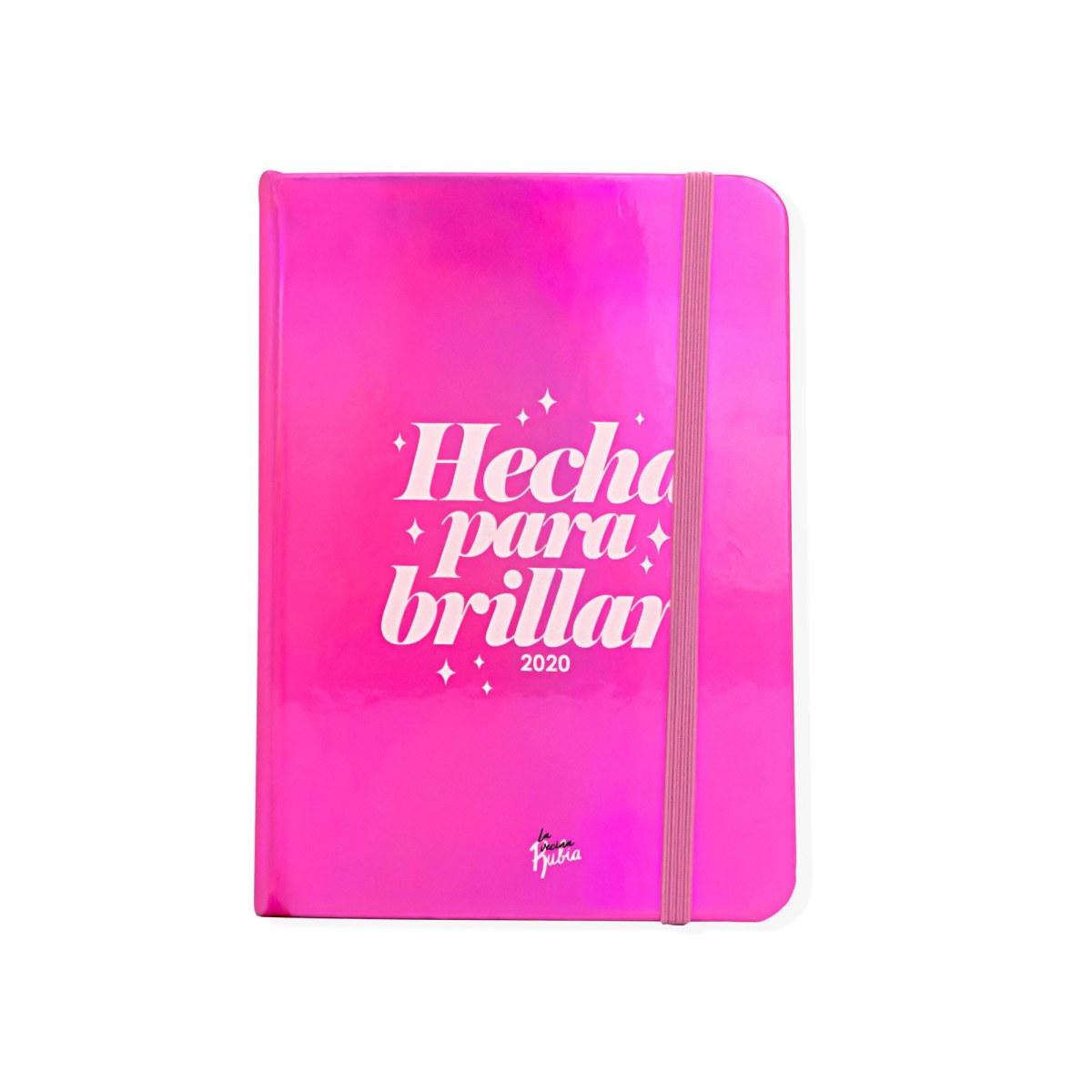 AGENDA BOLSILLO LA VECINA RUBIA 2020 9788417166557