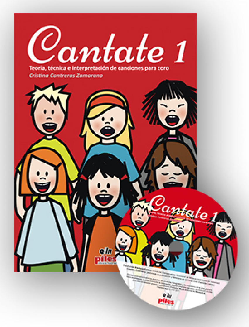 Cantate Vol. 1 + Cd