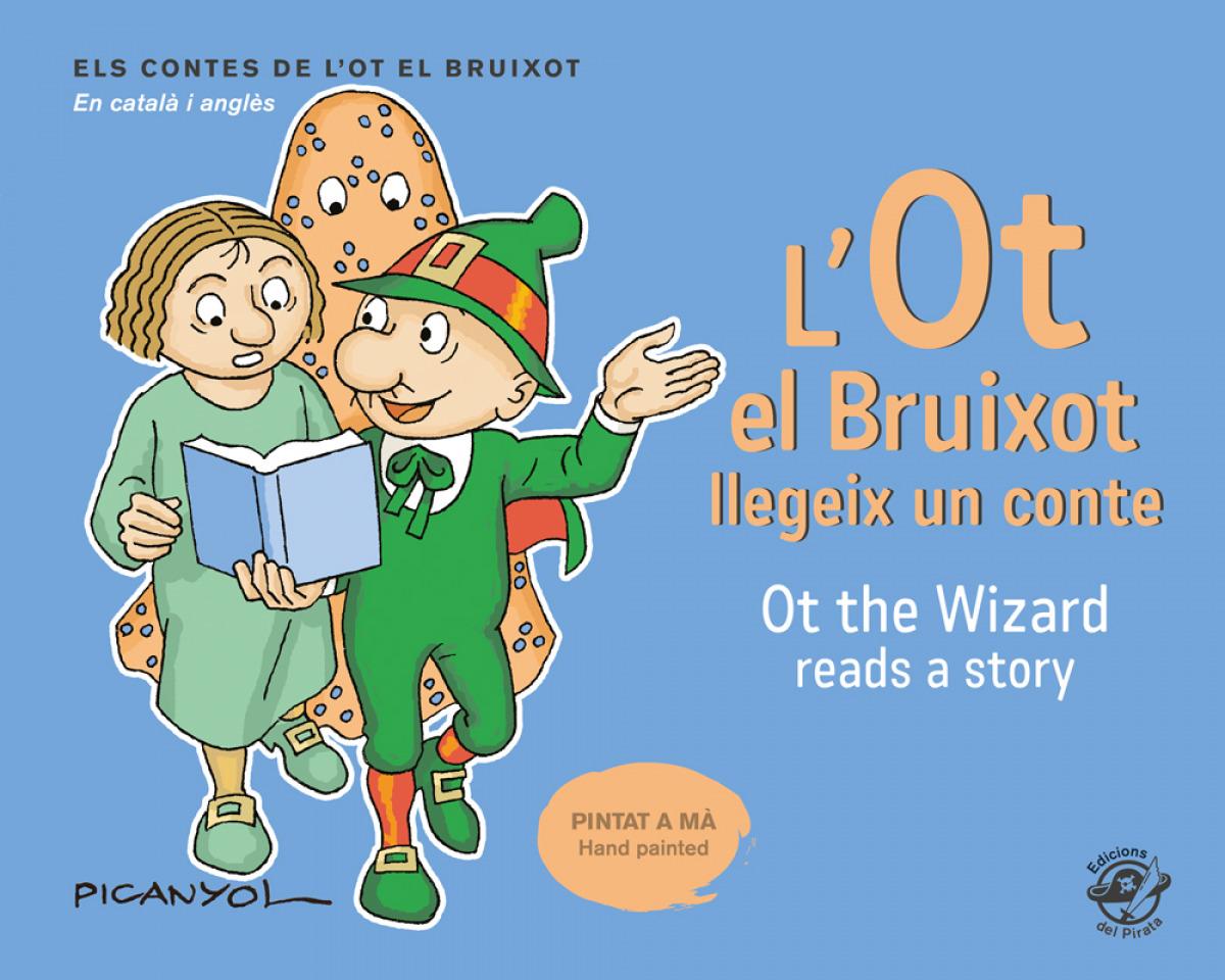 L'Ot el Bruixot llegeix un conte - Ot the wizard reads a story