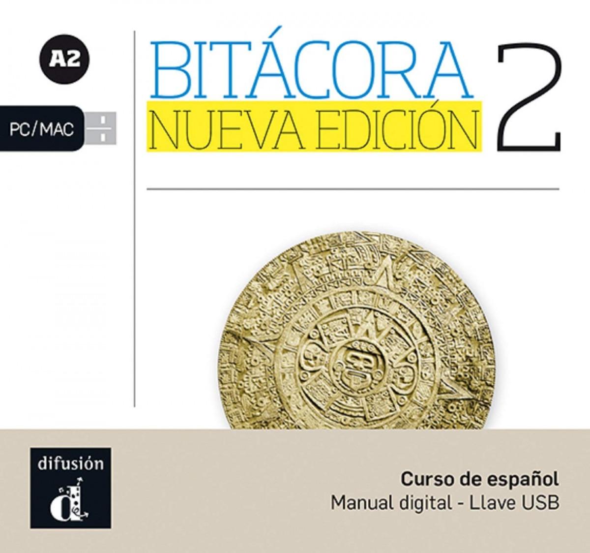 Bitácora Nueva Edición 2 USB