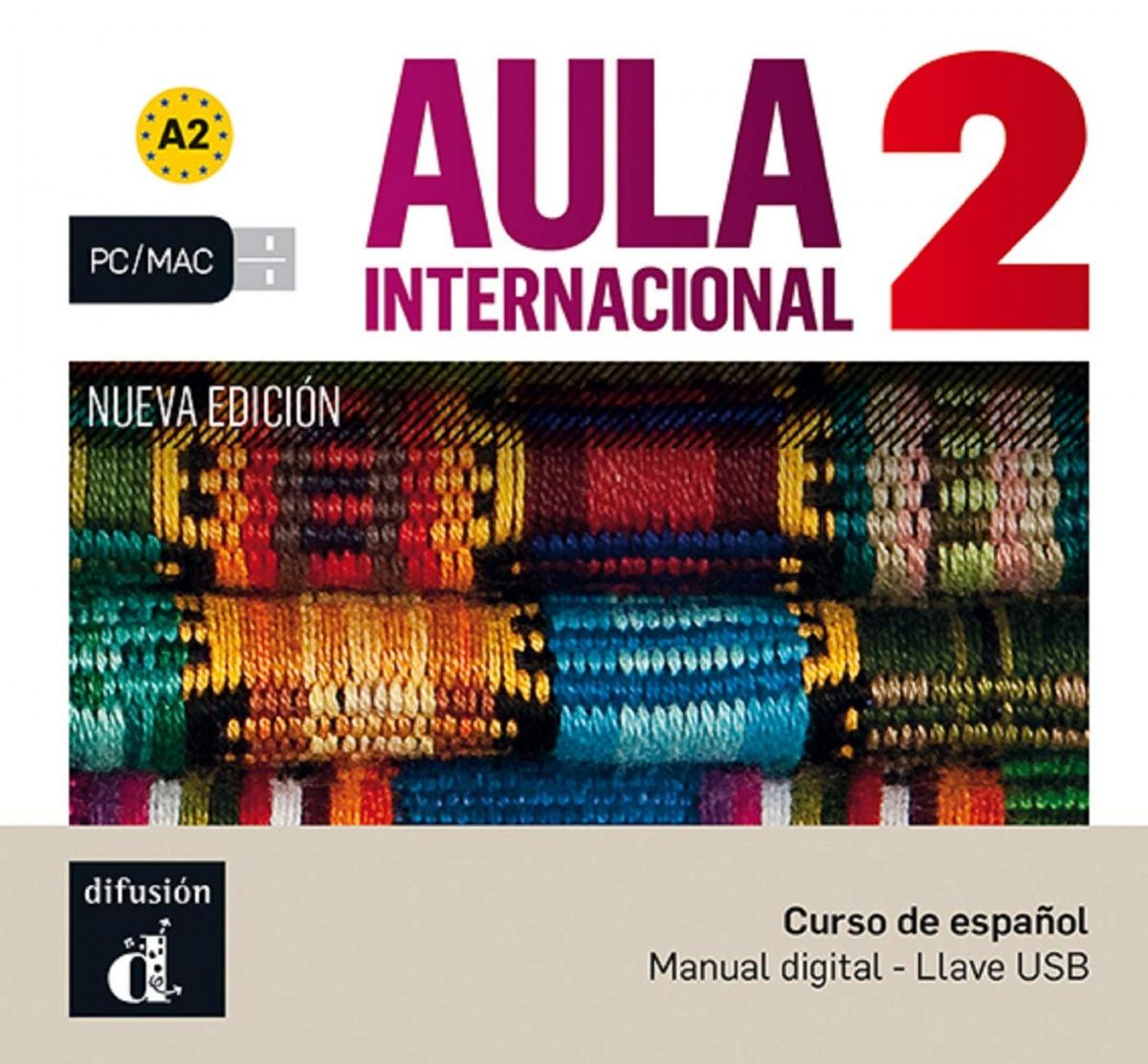 AULA INTERNACIONAL 2 USB DIGITAL VERSION
