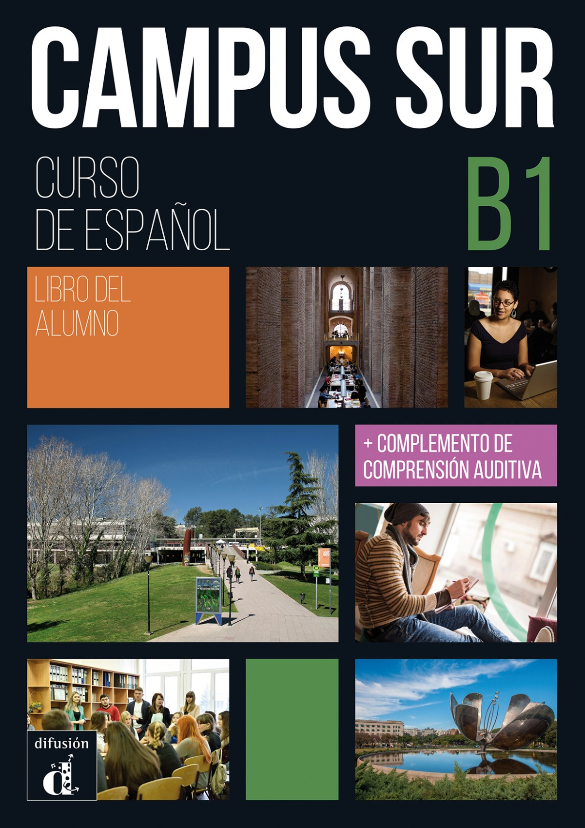 Campus Sur B1 Livre de l'élève