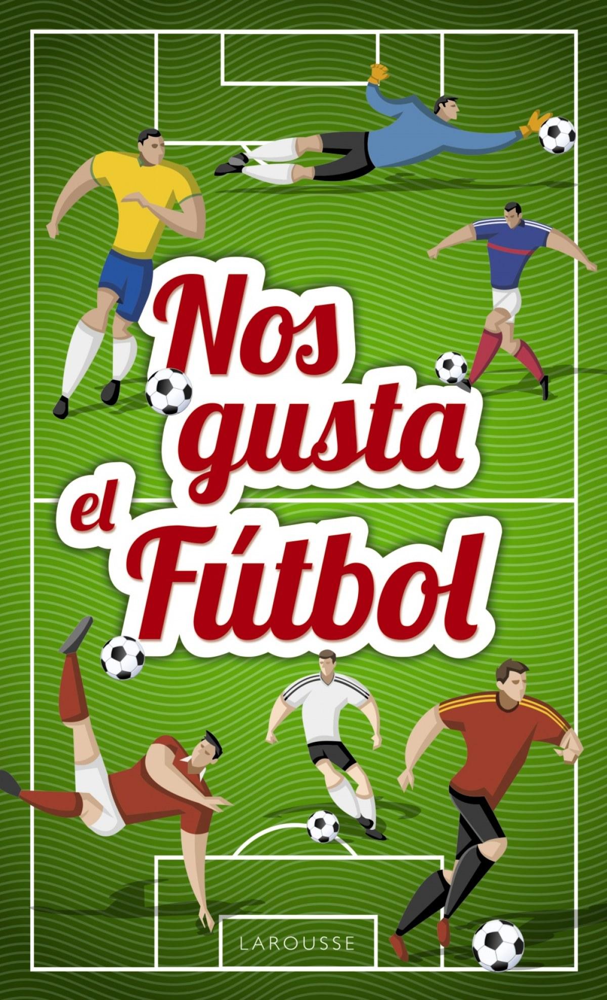 NOS GUSTA EL F+TBOL 9788417273026