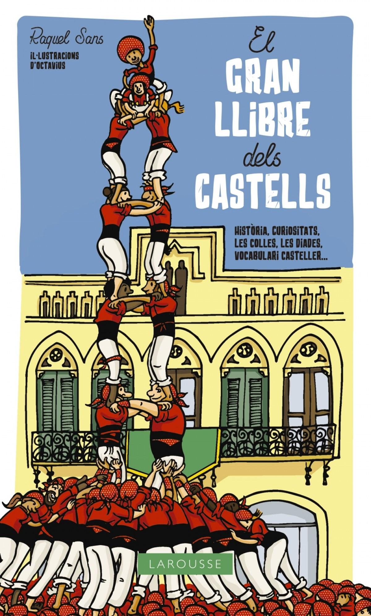 GRAN LLIBRE DELS CASTELLS.HISTORIA, CURIOSITATS, LES COLLES..
