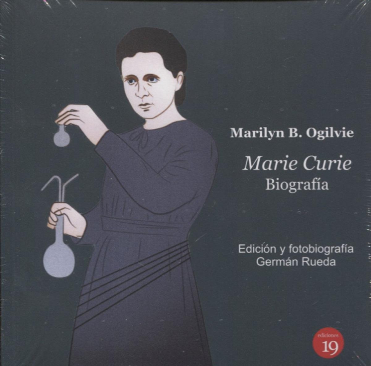 MARIE CURIE BIOGRAF-A