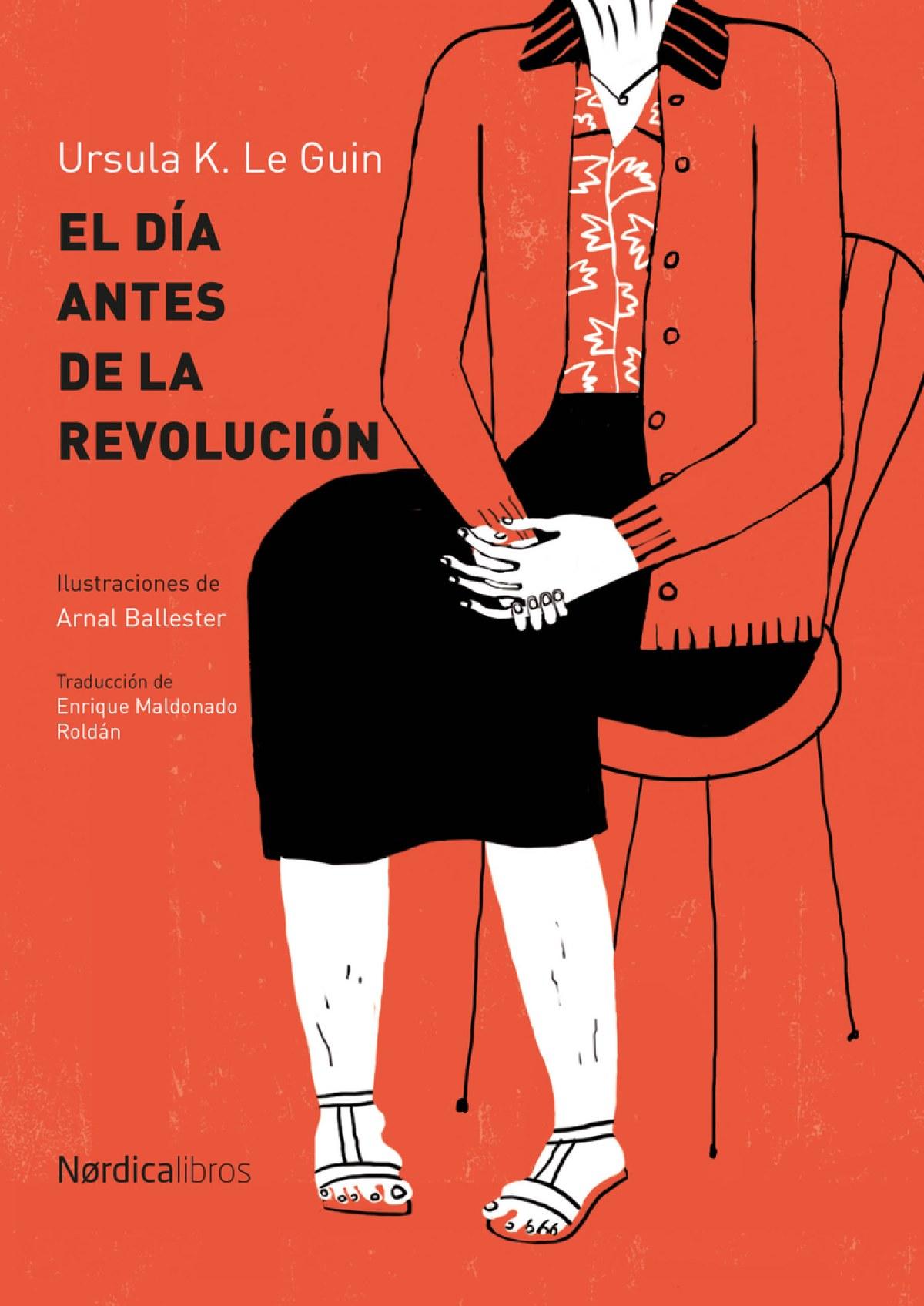 EL DÍA ANTES DE LA REVOLUCIÓN