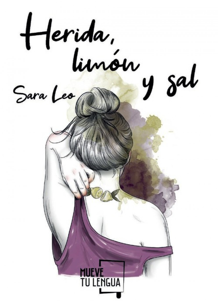 Herida, limon y sal