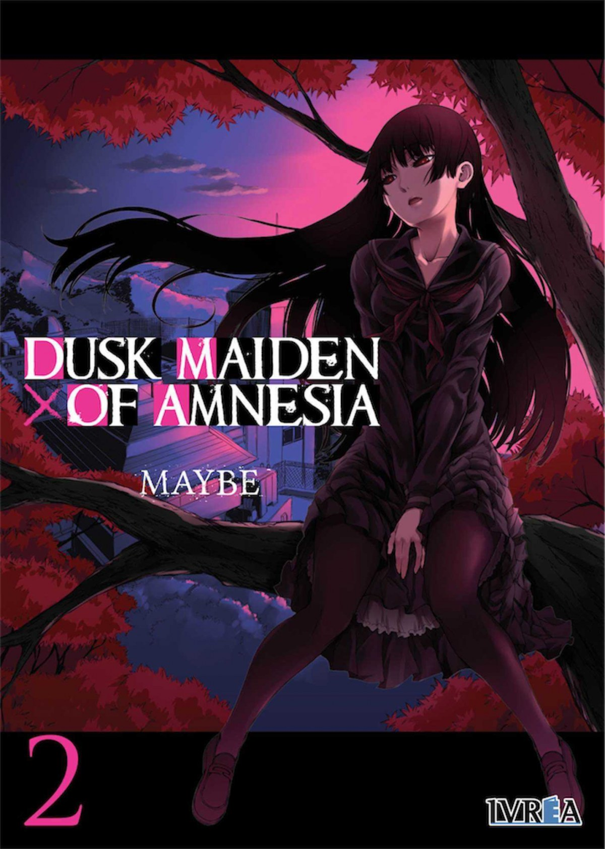 DUSK MAIDEN OF AMNESIA 2